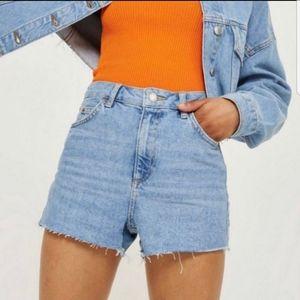 Topshop Moto women's jeans pants shorts